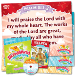 IncrediWorld VBS: Junior Teacher Resource Pack: NKJV