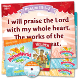 IncrediWorld VBS: Primary Teacher Resource Pack: NKJV