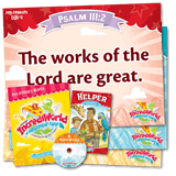 IncrediWorld VBS: Pre-Primary Teacher Resource Pack: KJV