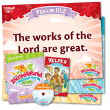 IncrediWorld VBS: Toddler Teacher Resource Pack: KJV