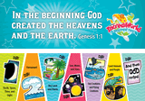 IncrediWorld VBS: Days of Creation Bookmark: NKJV