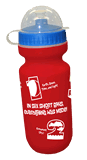 IncrediWorld VBS: Water Bottle