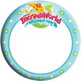 IncrediWorld VBS: Name Button