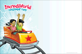 IncrediWorld VBS: Outdoor banner