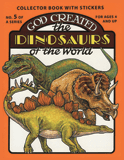 God Created Dinosaurs