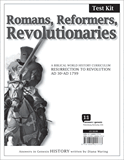 History Revealed: Romans, Reformers, Revolutionaries - Test Kit