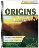 Origins Topical Study Guide