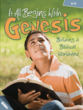 It All Begins with Genesis Student Book: KJV