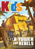 Kids Answers Mini-magazine - Vol. 9 No. 4