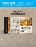Biblical Archaeology Teacher Guide