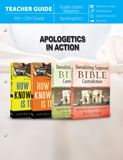 Apologetics in Action Teacher Guide