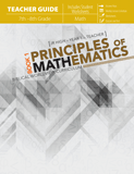 Principles of Mathematics Book 1: Student Workbook