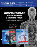 Elementary Anatomy: Nervous, Respiratory, and Circulatory Systems Teacher Guide