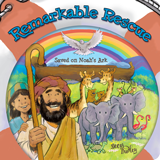 Remarkable Rescue: Board Book