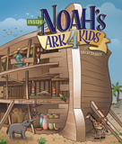 Inside Noah's Ark 4 Kids: Board Book