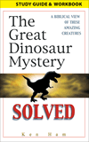The Great Dinosaur Mystery Solved! Study Guide