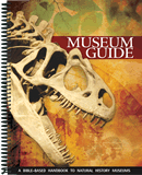 Museum Guide: mini spiral-bound