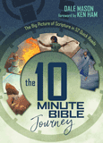 The 10 Minute Bible Journey: Hardcover Only