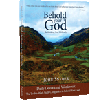 Behold Your God: Student Handbook