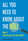 All You Need to Know About the Bible Book 3
