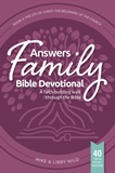 Answers Family Bible Devotional Book 4: The Life of Christ–The Beginning of the Church