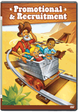 Gold Rush VBS: Promotional & Recruitment DVD