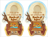 Gold Rush VBS: Doorhanger: Pack of 20