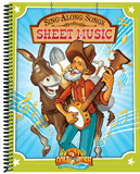 Gold Rush VBS: Sing-Along Songs Sheet Music