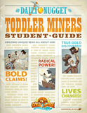 Gold Rush VBS: Student Guides: KJV: Toddler (ages 2-4)