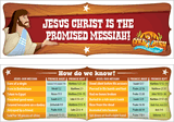 Gold Rush VBS: Bookmarks: The promised Messiah