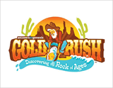 Gold Rush VBS: Iron-On Transfer: Pack of 10