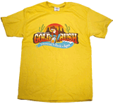Gold Rush VBS: T-shirts: Youth M