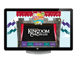 Kingdom Chronicles VBS:  VBS Web Manager Access
