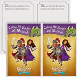 Kingdom Chronicles VBS: Bulletin Inserts