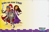 Kingdom Chronicles VBS: Outdoor Vinyl Banner