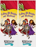 Kingdom Chronicles VBS: Doorhanger