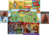 Kingdom Chronicles VBS: Primary Teaching Posters