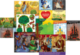 Kingdom Chronicles VBS: Pre-Primary Teaching Posters