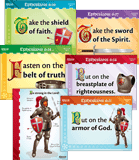 Kingdom Chronicles VBS: Toddler Memory Verse Posters