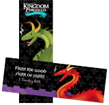 Kingdom Chronicles VBS: Dragons Bookmark