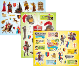 Kingdom Chronicles VBS: Sticker Variety Kit: Pack of 12