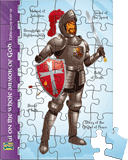 Kingdom Chronicles VBS: Magnet Puzzle