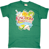 Kingdom Chronicles VBS: Tshirt: Youth L