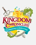 Kingdom Chronicles VBS: Iron-on Transfer