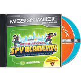 International Spy Academy VBS: Music Leader Set: Traditional
