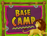Camp Kilimanjaro VBS: Base Camp Rotation Sign