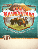 Camp Kilimanjaro VBS: Promotional Flier