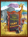 Camp Kilimanjaro VBS: Invitation Postcards