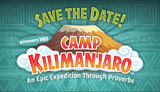 Camp Kilimanjaro VBS: Promotional Cards