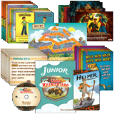 Camp Kilimanjaro VBS: Junior Resource Kit